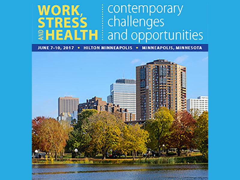APA-NIOSH Work, Stress and Health Conference